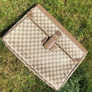 Vintage Gucci Laptop Bag for sale